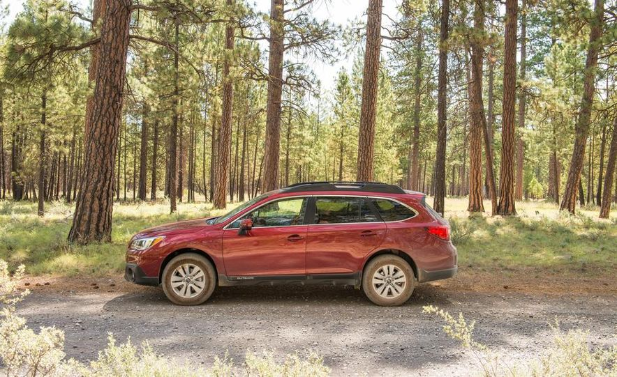 2015 Subaru Outbacks - Slide 65