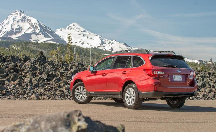 2015 Subaru Outbacks - Slide 67
