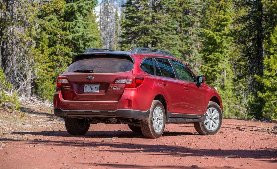 2015 Subaru Outbacks - Slide 69