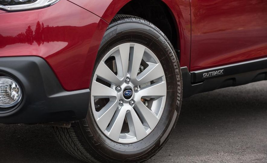 2015 Subaru Outbacks - Slide 74