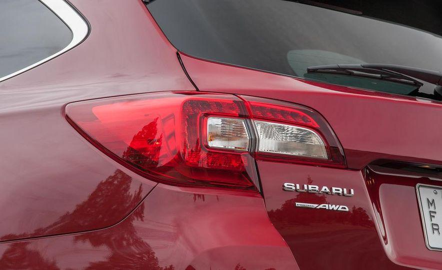 2015 Subaru Outbacks - Slide 77