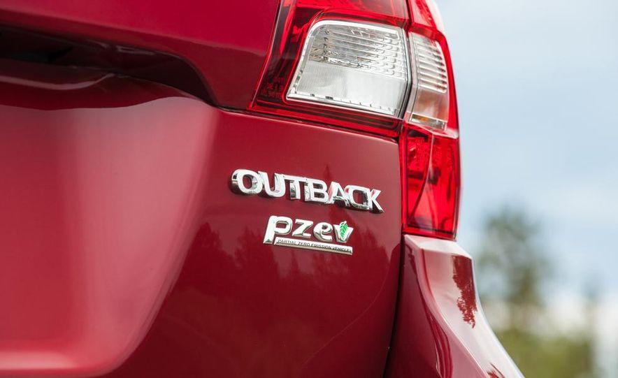 2015 Subaru Outbacks - Slide 78