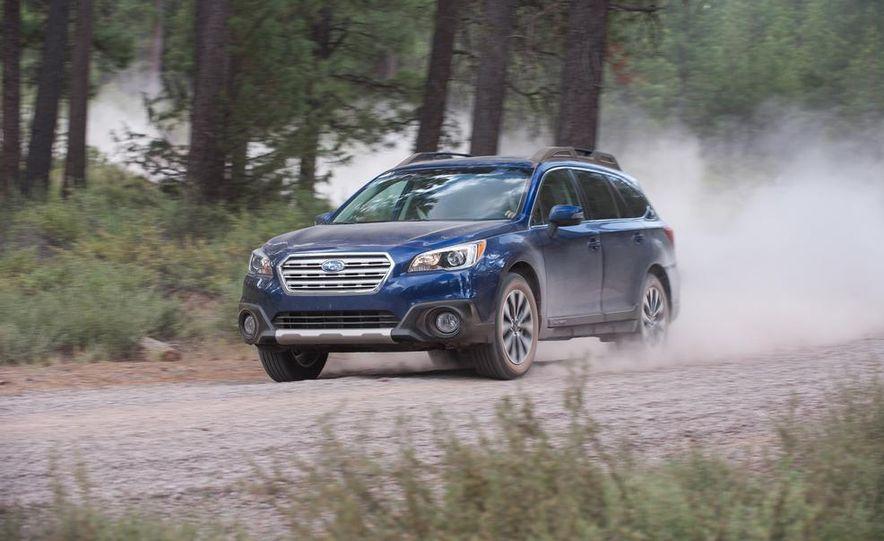 2015 Subaru Outbacks - Slide 93