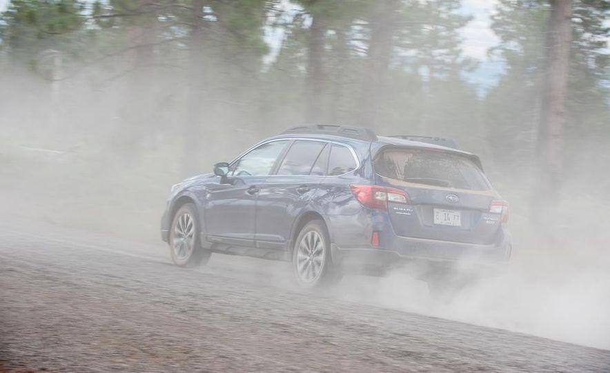 2015 Subaru Outbacks - Slide 96