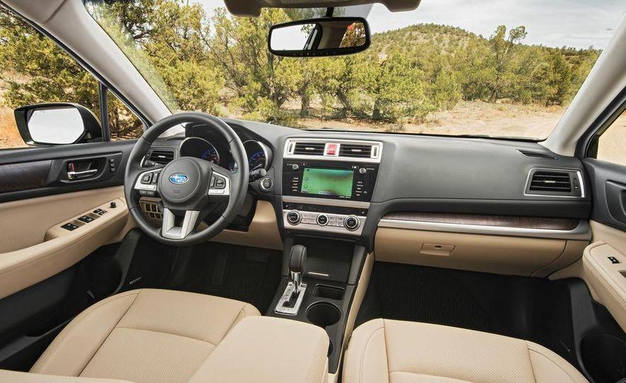 2015 Subaru Outbacks - Slide 33