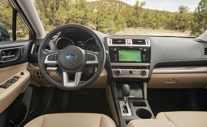 2015 Subaru Outbacks - Slide 34