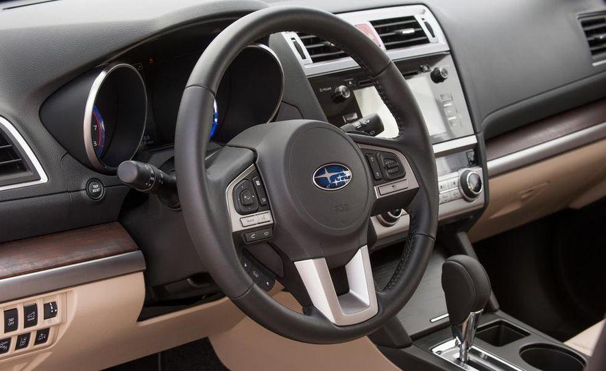 2015 Subaru Outbacks - Slide 35