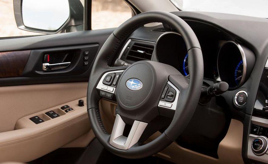 2015 Subaru Outbacks - Slide 36
