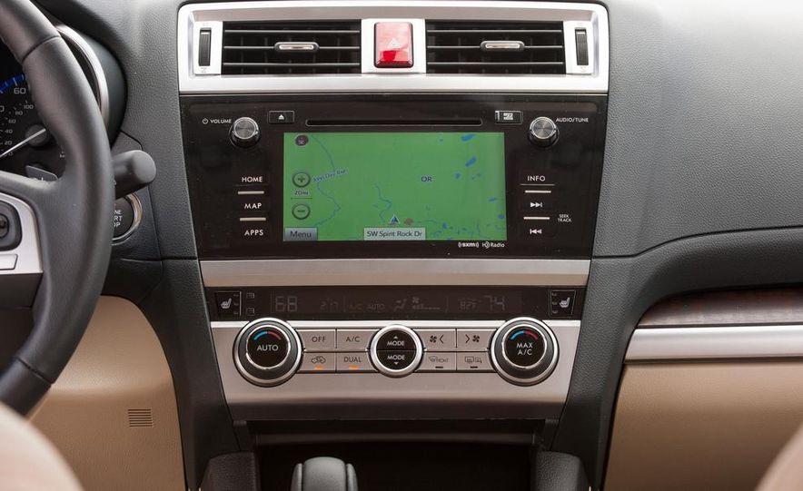 2015 Subaru Outbacks - Slide 37