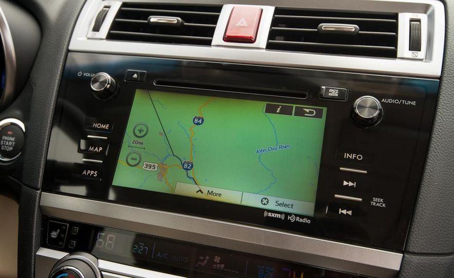 2015 Subaru Outbacks - Slide 38