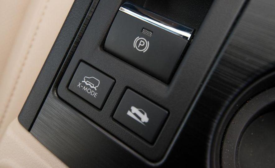 2015 Subaru Outbacks - Slide 42