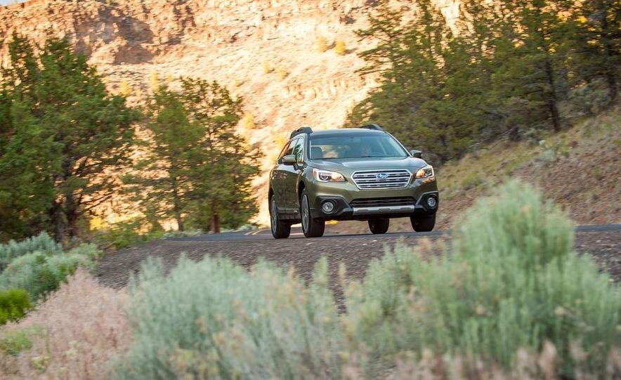 2015 Subaru Outbacks - Slide 4