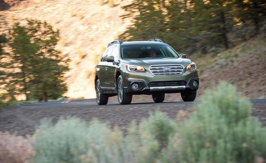 2015 Subaru Outbacks - Slide 5