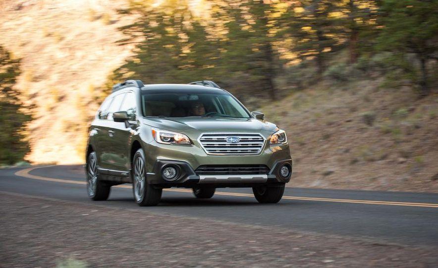 2015 Subaru Outbacks - Slide 6