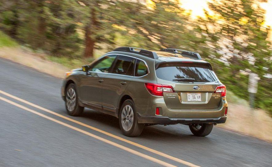 2015 Subaru Outbacks - Slide 12