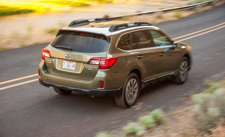 2015 Subaru Outbacks - Slide 13