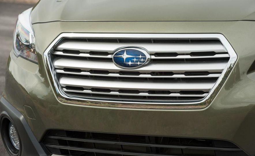 2015 Subaru Outbacks - Slide 24