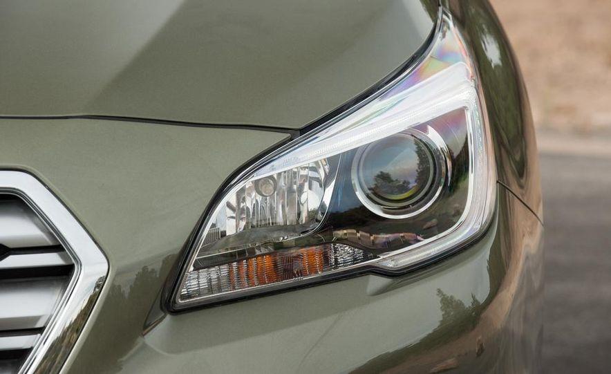 2015 Subaru Outbacks - Slide 25