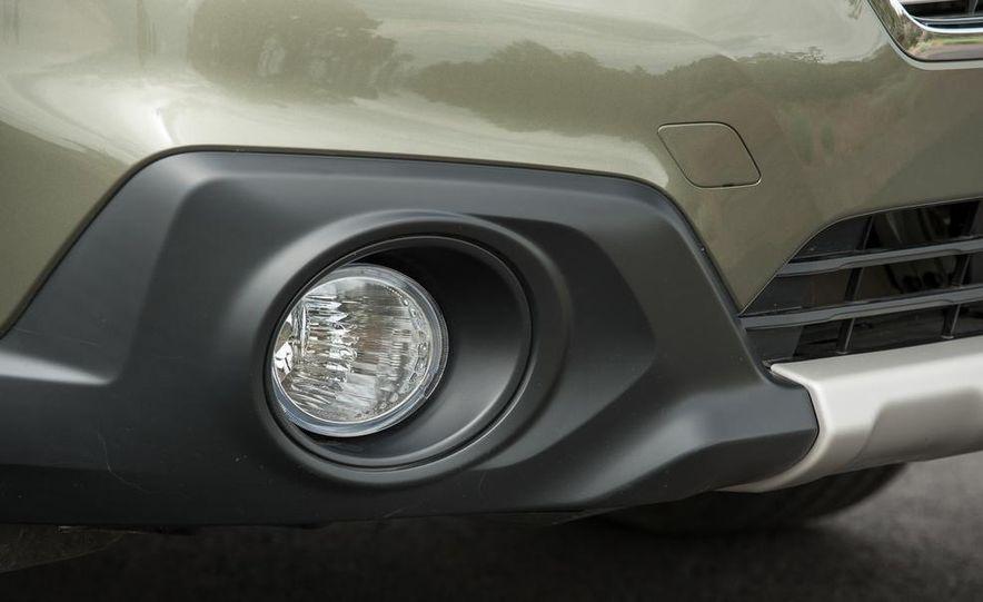 2015 Subaru Outbacks - Slide 26