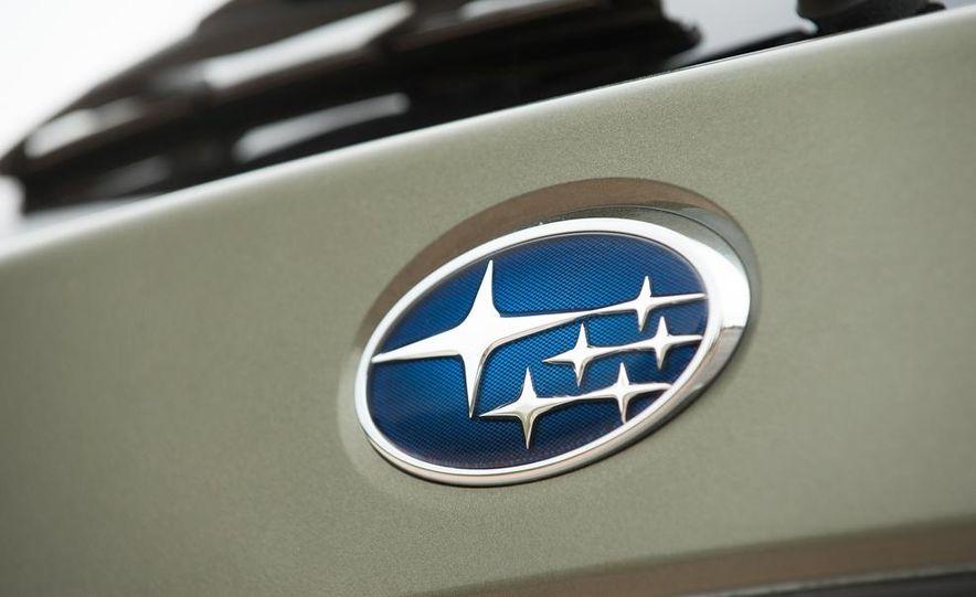 2015 Subaru Outbacks - Slide 31