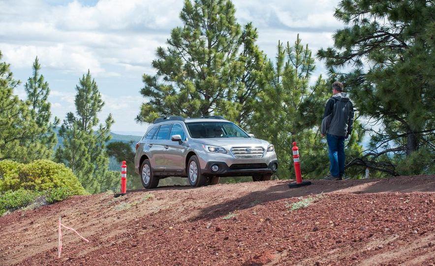 2015 Subaru Outbacks - Slide 44