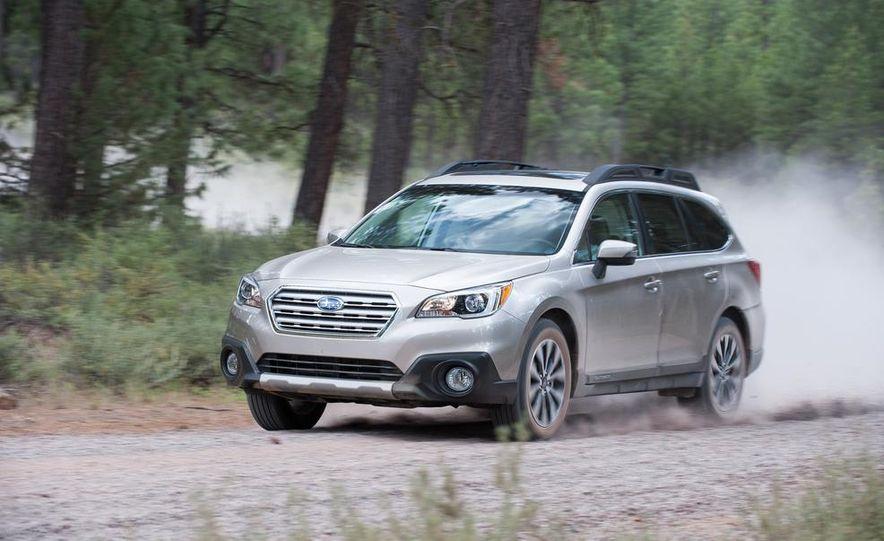 2015 Subaru Outbacks - Slide 45