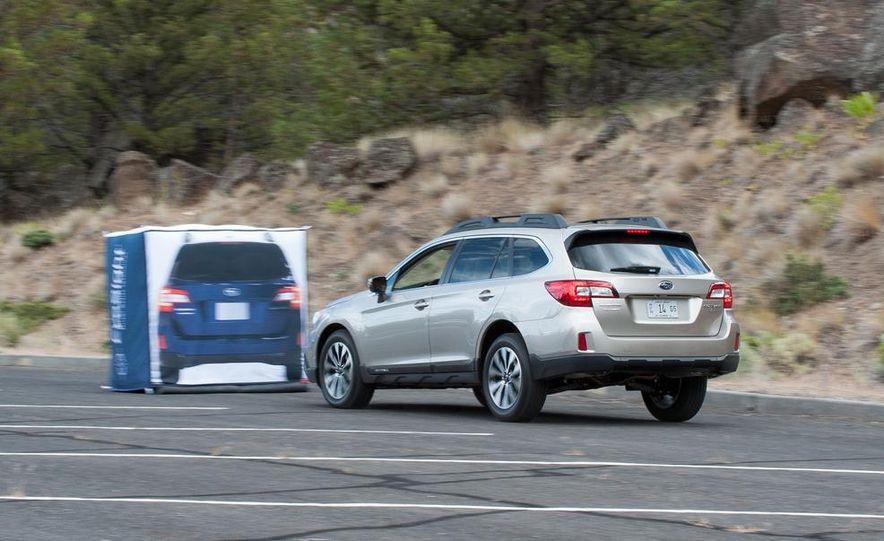 2015 Subaru Outbacks - Slide 48