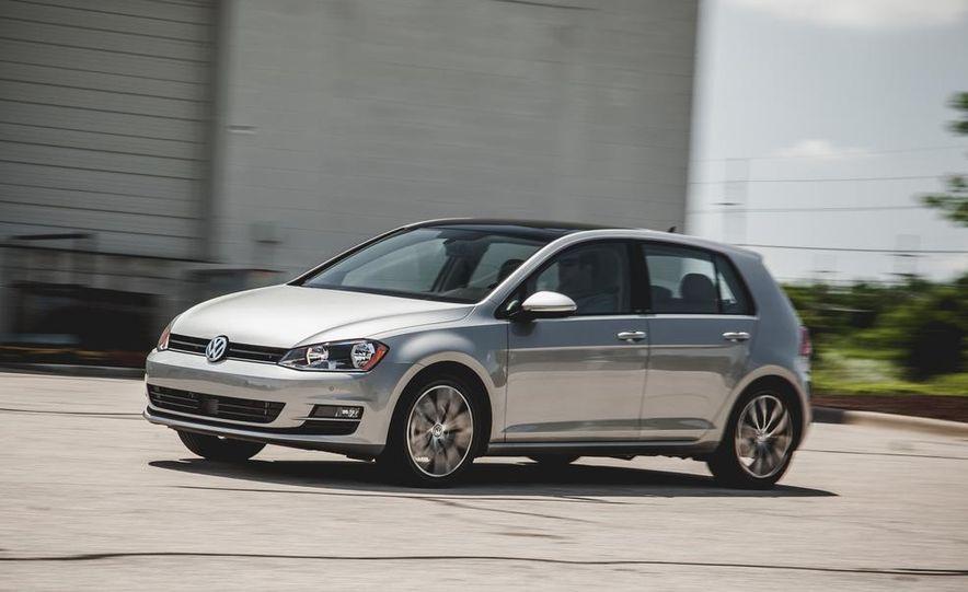 2015 Volkswagen Golf TDI - Slide 4