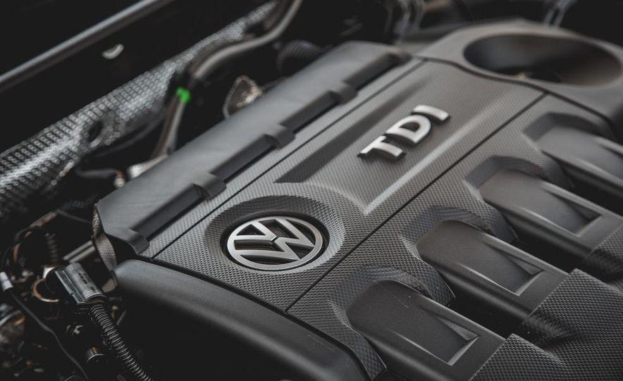 2015 Volkswagen Golf TDI - Slide 62