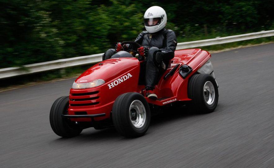 Honda Mean Mower - Slide 2