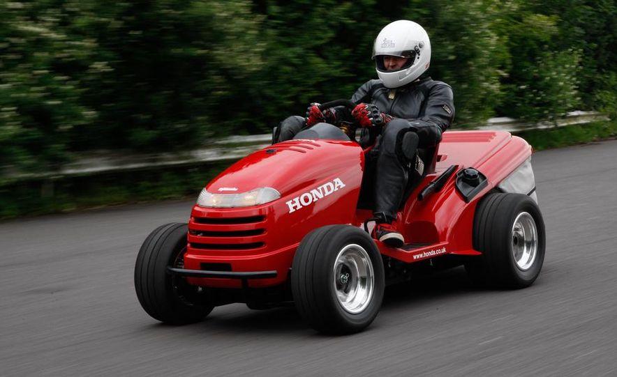 Honda Mean Mower - Slide 5
