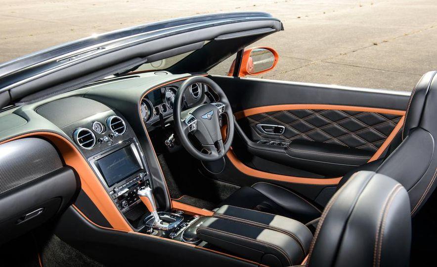 2015 Bentley Continental GT Speeds - Slide 39