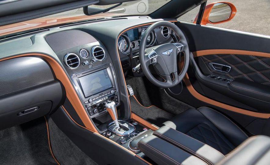 2015 Bentley Continental GT Speeds - Slide 40