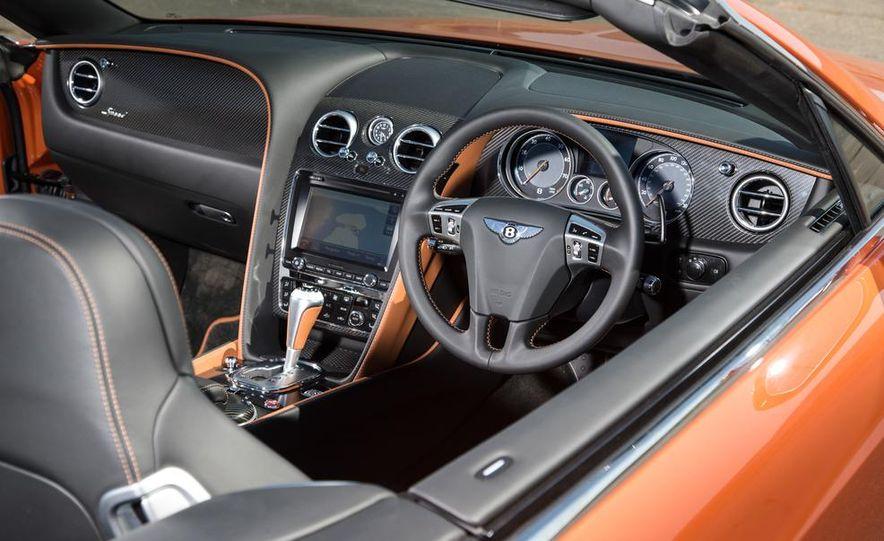 2015 Bentley Continental GT Speeds - Slide 41
