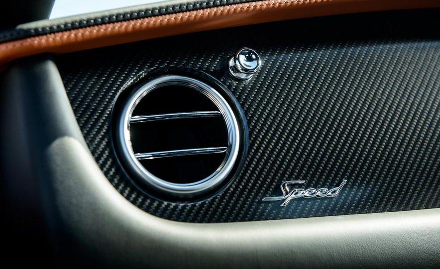 2015 Bentley Continental GT Speeds - Slide 43