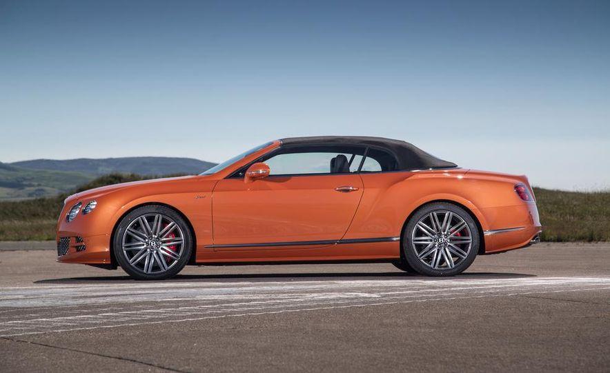 2015 Bentley Continental GT Speeds - Slide 35