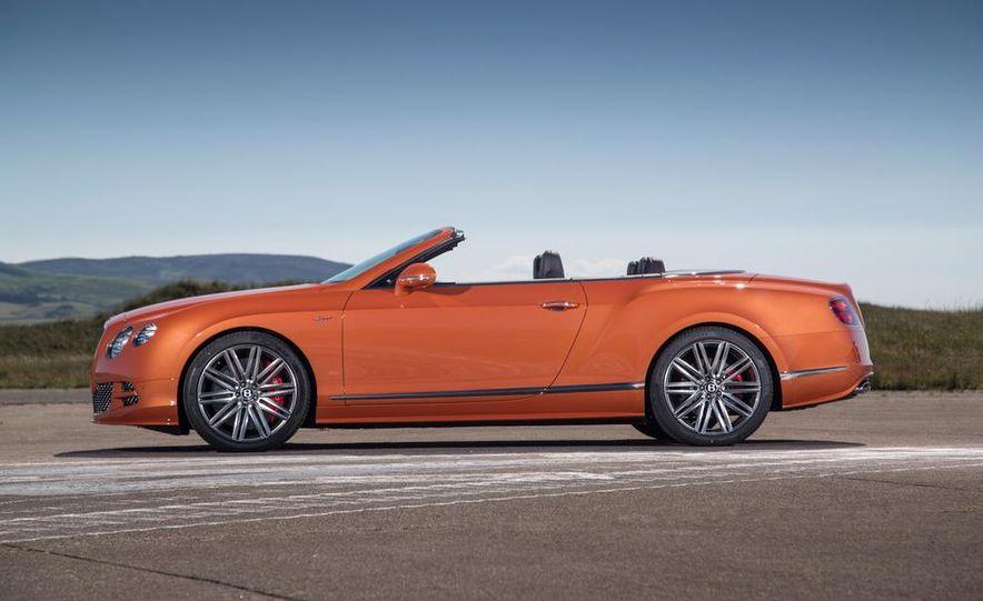 2015 Bentley Continental GT Speeds - Slide 36