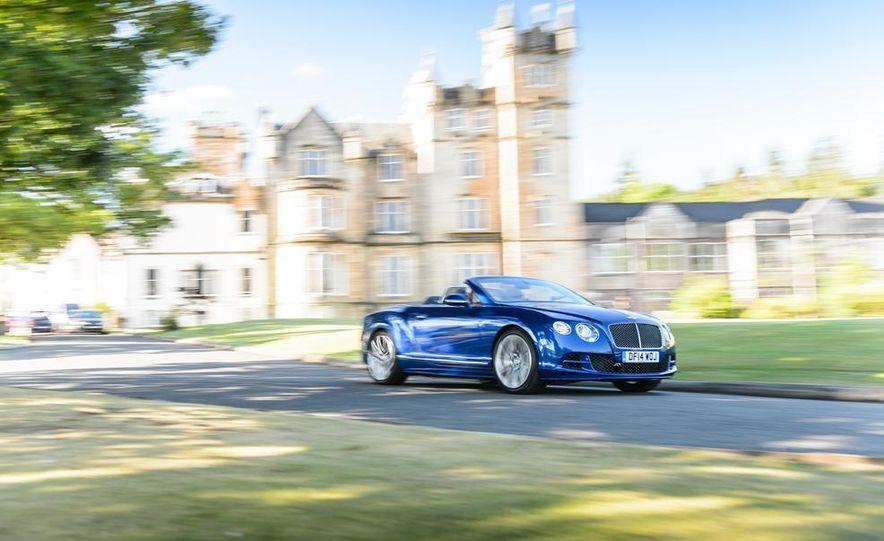 2015 Bentley Continental GT Speeds - Slide 45
