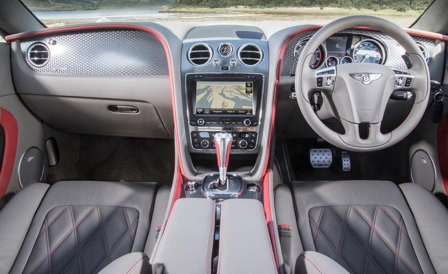 2015 Bentley Continental GT Speeds - Slide 15