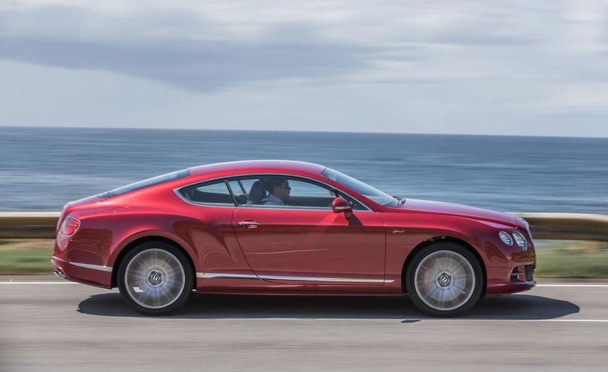 2015 Bentley Continental GT Speeds - Slide 10