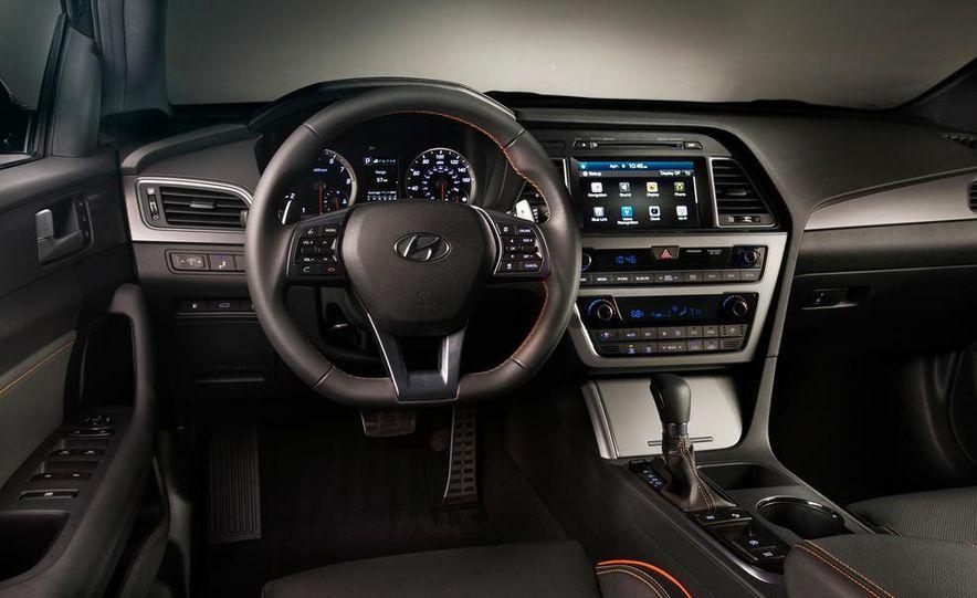2015 Hyundai Sonata Eco - Slide 20
