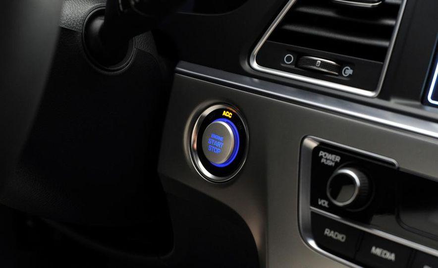 2015 Hyundai Sonata Eco - Slide 25