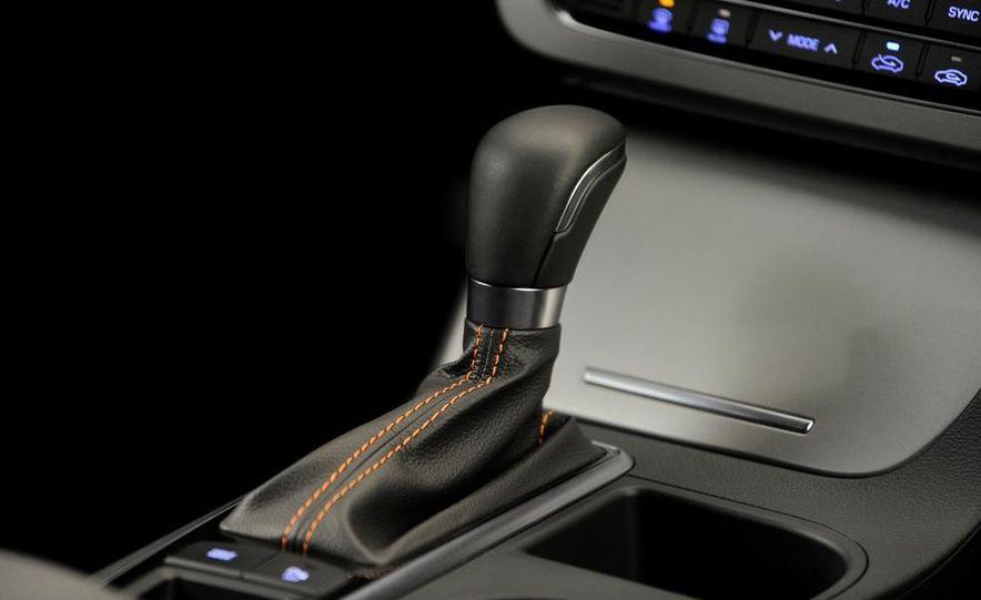 2015 Hyundai Sonata Eco - Slide 28
