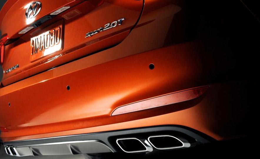 2015 Hyundai Sonata Eco - Slide 17