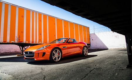 2014 Jaguar F-type V-8 S Roadster