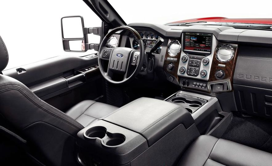 2015 Ford F-series Super Duty King Ranch - Slide 18