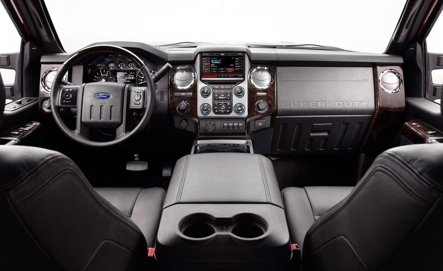 2015 Ford F-series Super Duty King Ranch - Slide 19