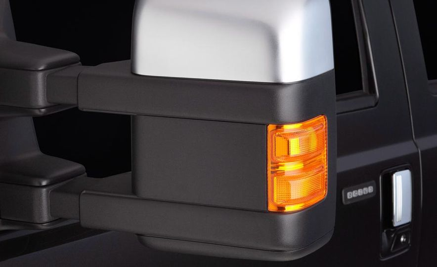 2015 Ford F-series Super Duty King Ranch - Slide 16