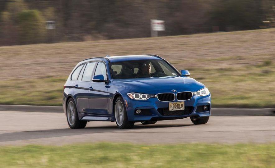 2014 BMW 328d xDrive M Sport wagon - Slide 1
