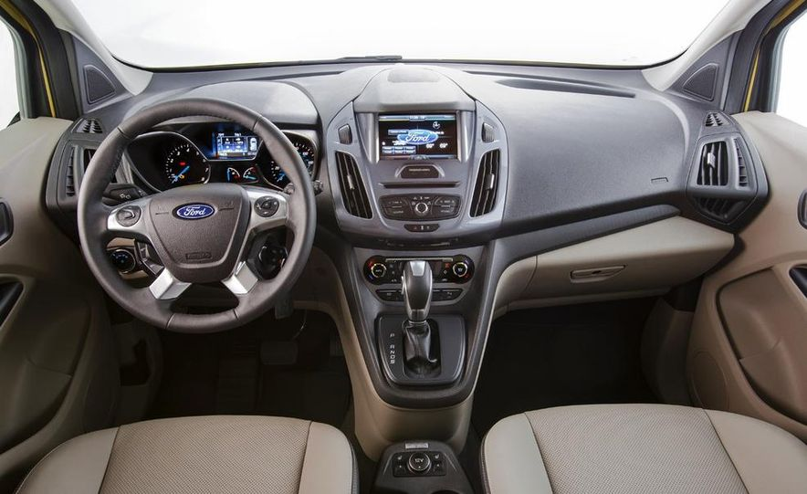 2014 Ford Transit Connect wagon - Slide 32